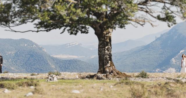 Sara + Raúl: postboda en la montaña