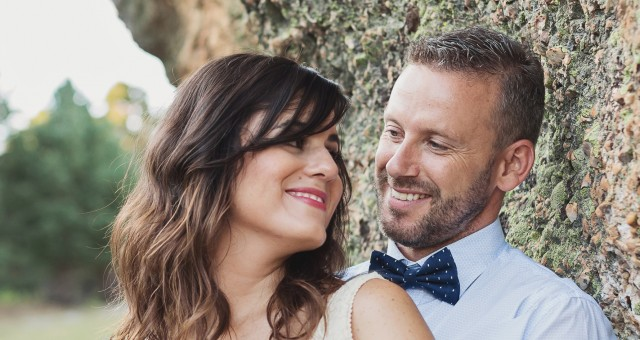 Isabel + Alfonso: preboda en Soria